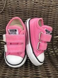 Título do anúncio: All Star infantil rosa