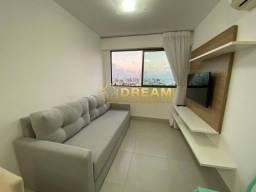 Título do anúncio: - More no melhor flat da Zona norte, 36 m², mobiliado, 1 quarto, 1 vaga de garagem