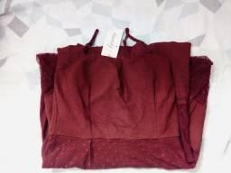Lote roupa feminina 11 peças
