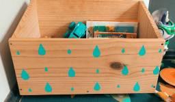 Kit decoração quarto infantil montessoriano