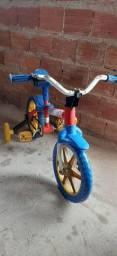 Bicicleta infatil