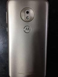 Motorola G7 play muito novo sem marcar de uso