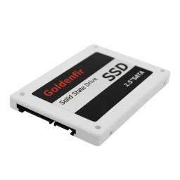 SSD 128Gb Goldenfir - Novo, lacrado