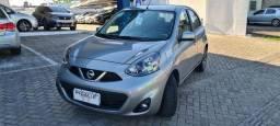 Título do anúncio: Nissan - March Sl 1.6 cvt 2020 / 8 mil km - Contato: Tubarão - * - *