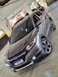 HR-V Touring 1.8 Flex Automático - 2018 - Seg Dono - 38KM - Troca / Financia 48X