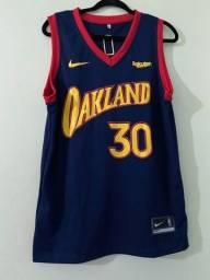 Regata NBA Golden State Warriors Oakland NOVO