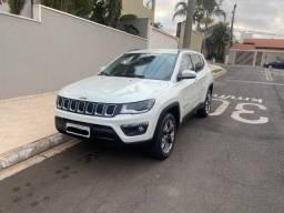 Título do anúncio: Jeep Compass Diesel 2019 4x4 apenas 20mil km longitude 2.0 / troco e financio