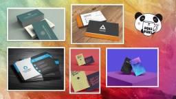 Título do anúncio: Cartão de visita (1000 unidades apenas R$ 60,00)