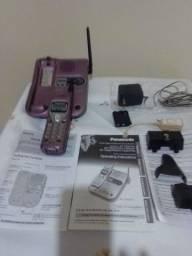 Título do anúncio: Telefone secretária eletronica Panasonic KX-TG2247S-KX