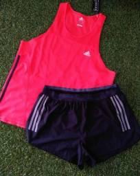 Título do anúncio: Short Adidas Adizero Corrida Tam XL Usado Original