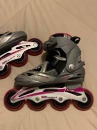 Roller feminino
