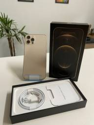 Título do anúncio: Apple iPhone 12 Pro (128 Gb) - Dourado