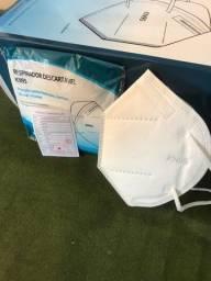 Máscara kn95 - pronta entrega