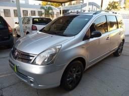 Título do anúncio: Nissan Livina 1.8 S 16V 2013 Automática - Carro Top