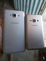 Vendo Samsung. J7 neo e. J1 2016. Placas