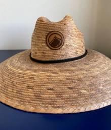 Chapéu de Palha Liquid Force