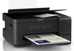 Título do anúncio: Impressora epson l 4150
