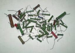 Resistores antigos.- 381 -