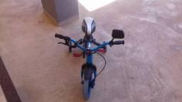 Vendo bicicleta infantil! Baixou o preço pra vender hoje!!!