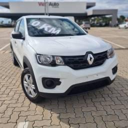(0 KM!) Renault - Kwid Zen 1.0 - 2022 (Pronta Entrega)