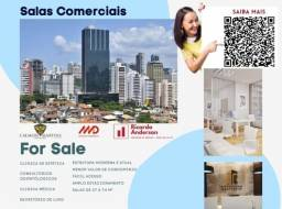 Título do anúncio: Stiep , Internacional Trade Center , Salas Empresariais , Consultórios , 37 a 266m²