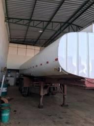 Carreta tanque agua pulverização lavoura