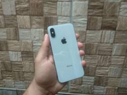 IPHONE X 64 GB SEM MARCAS DE USO