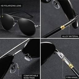 Oculos polarizado versão aviador