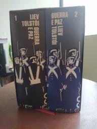 Guerra e Paz, Liev Tolstói ed. Cosac Naify