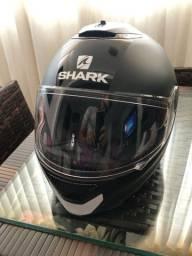 Título do anúncio: Capacetes SHARK - modelo SPARTAN CARBON