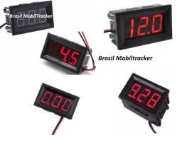 Título do anúncio: Voltímetro Digital Automotivo/bateria 12-v/30-vdc