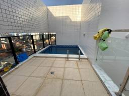 Título do anúncio: Cobertura Garden para venda com 114 metros quadrados com 3 quartos em Jatiúca - Maceió/AL