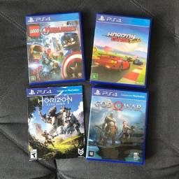 Kit mídia física PS4