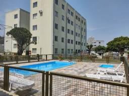 Título do anúncio: Apartamento semi-mobiliado / 2 quartos ( 1 suíte ), 73 m², à venda por R$ 250.000,00