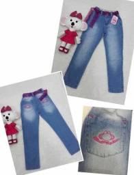 Título do anúncio: roupas jeans infantis