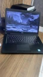 Título do anúncio: Notebook Dell Core i5 Latitude 5490