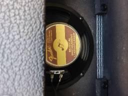 Cubo de guitarra fender valvulado