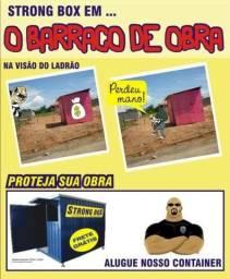 Empresa locação de container e banheiro em Nova Friburgo RJ