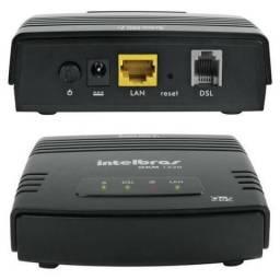 Modem Adsl2 Intelbras Router Gkm 1220 Novo