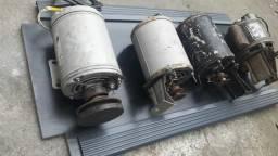 Motores Elétricos 220 wolts cv 1/2 valor 80,00 cada um