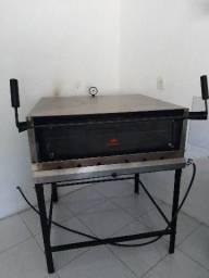 Ótimo Forno Progas em Aço Inox