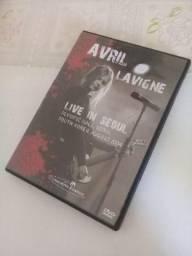 Dvd Avril Lavigne - Live um Seoul