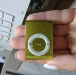 Mini Music Player Verde