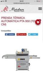 Prensa térmica PTA 950 Metalnox