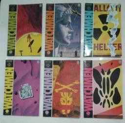 Hq's Watchmen 12 revistas nº 1 ao 12