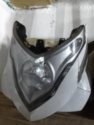 Máscaras do farol da dafra citicom class
