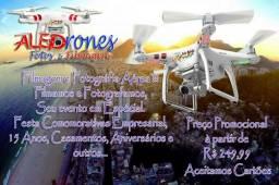 Filmagem Aérea, em Drone é com a Arte Alêd!!!