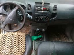 Hilux cabine simples - 2005