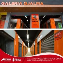 Galeria Djalma - Aluguel de Box/ Salas