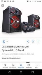Som LG 2600w